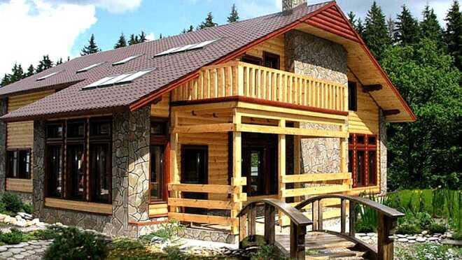 Коттеджный поселок Альпийский поселок